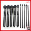YASHI Best 10Pcs White/Golden Makeup Brushes Professional Cosmetic Make Up Brush Set
