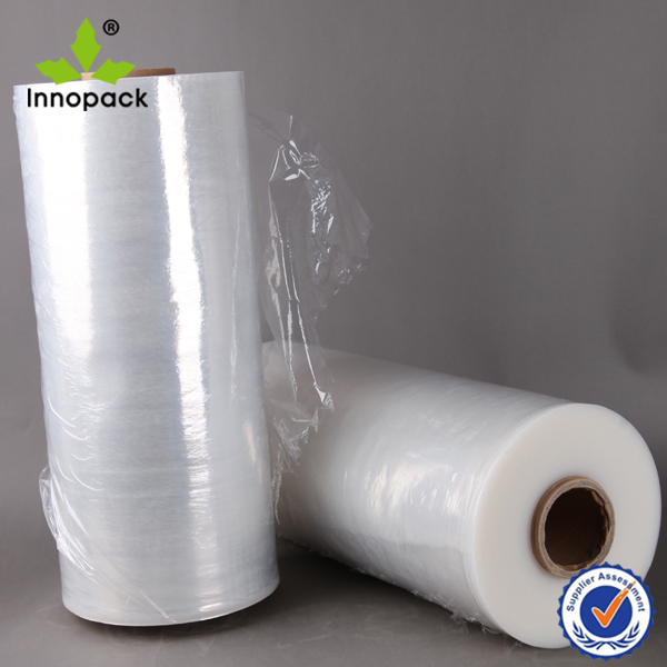 Transparent Food Grade Plastic Wrapping Paper Roll Wholesale