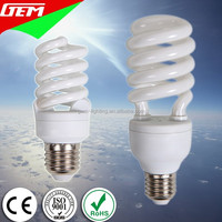 2015 Best Selling All Shapes Energy Saving Light Bulb, CFL Light Bulb With Price
