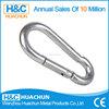 Good quality calabash shaped metal carabiner HC-IS004