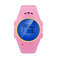 New arrival two-way call bluetooth anti-lost real time tracking Kids GPS Watch/wrist watch gps tracker device for children