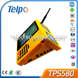 Telpo New Design Hot Sale programmable keyboard with Wifi Bluetooth Printer with Fingerprinter Reader