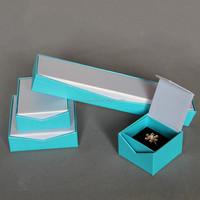 Factory Custom Foam Insert Fancy Paper Box For Jewelry
