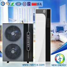 under floor heating air source havc heat pump center air conditioner b2b business ideas
