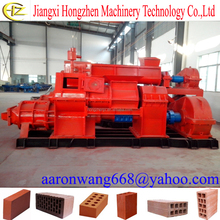 JZK500 brick making machine clay bricks extruder for Hoffman kiln in Myanmar
