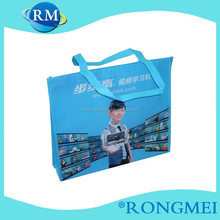 pp nonwoven bags have cooperated with famous brand buy reusable