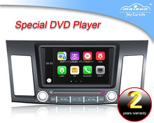 GPS internet WIFI Bluetooth TV USB SD Radio WinCE/Android car dvd player for mitsubishi outlander 2010 2011