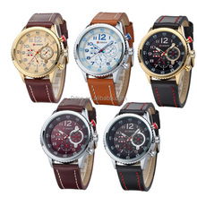 2016 New Coming Design Curren New Style Quartz Famous Branded Watch