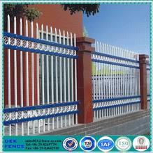 Forgé anti- grimper porte. décoratifs. clôturesindustrielles