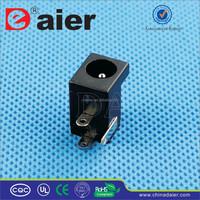 2.5/2.1 * 5.5mm 12V DC Connector Jack,Waterproof DC Power Jack,DC Jack