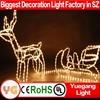 220V Voltage and Christmas Holiday Name christmas led street light motif