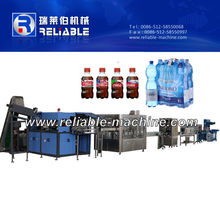 new technology carbonated drink filling producing line for sparking water line