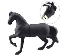 Factory price!!Black Horse Model 8GB USB 2.0 Memory Flash Pen Drive New