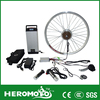 Easy to connect! High speed Rear Wheel 24V 200W Electric Bicycle conversion Kit/electric bike mini motor wheel kit