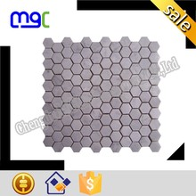 Hexagon mosaic tile - marble mosaic
