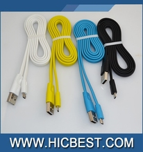 High Speed USB 2.0 A Male to Micro B Sync and Power Charge Cables for Samsung/ HTC/ Motorola/ Nokia/Android Phones