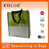 Factory direct Promotion Non woven Packaging bag,PP Non woven Grocery bags with Lamination