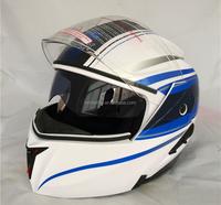 Bluetooth motorcycle helmets flip-up helmet