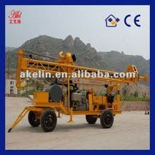2012 Best cost-effective drilling rig ! Multi-function truck mounted drilling rig AKL-R-1