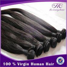 Iso9001 certification brazilian curly hair weaves