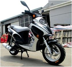 EEC 50cc Racing Motorcycle NM50QT-8