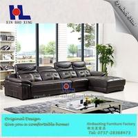 #2029 modern drawing room latest corner sofa design