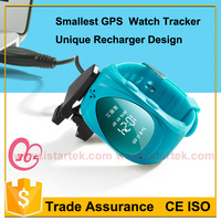 GPS tracker 301ii SOS real time Tracking child watch GPS watch tracking