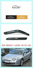 CAR DOOR VISOR RAIN DEFLECTOR FOR RENAULT LAGUNA 1996-2003 USE