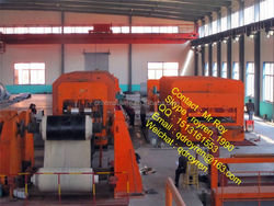 XLB Series Rubber plate Vulcanizing press hot feed extruder