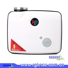 Native 800*600 Pixels Support to 1080p DLP projector / led mini pocket projector