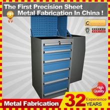 OEM ball bearing drawer steel tool cabinet /tool box with 32 years` experiebce
