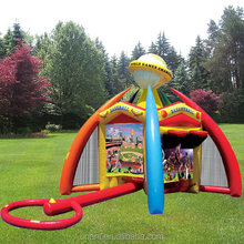 quality new inflatable sports bounce city
