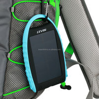 Dual USB Universal 7000Mah Mobile Phone Power Bank Solar Charger for hiking