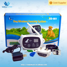 Wireless Dog Fence KD-661 Waterproof Dog Shock Collars
