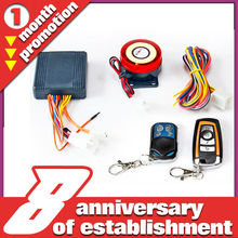 Promotion in stock Remote Engine start One way motorcycle alarm system