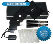 Electronic e Cigarette eGo-T CE4 Clearomizer 2012 New Version
