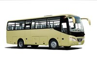 China manufacturer 35 seater bus ZK6932D bus dimension