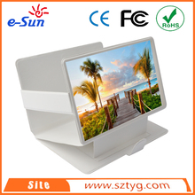 Newest 3D Mobile phone screen amplifier for smart mobile
