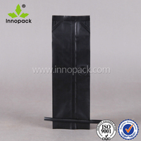 decorated plastic stand up pouch bags for food