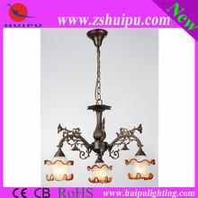 china clásica de estilo flor de la <span class=keywords><strong>lámpara</strong></span>
