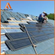 Hot sale solar bipv roof panel/shingles