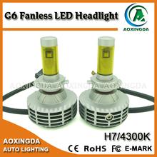 2015 the best selling LED headlight G6 H7