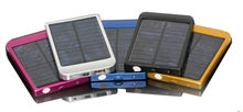 Solar Power Banks for Mobiles