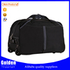 hot sale factory price fashionable trolley travel bag trolley duffle bag 600D polyester duffle bag