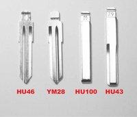 Opel key blade(HU46/YM28/HU100/HU43)