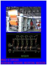 Factory Supplier Common BOPP Plastic Films Small Gravure Printing Machine