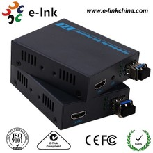 Single-mode 1310nm Wavelength HDMI Fiber Optic Extender