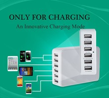 For mobile and table 6-port Family-Sized usb charger ebour012