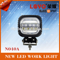 Factory sale 7 inch with high /low light beam off road 4x4 use motorcycle offroad led headlight 40W