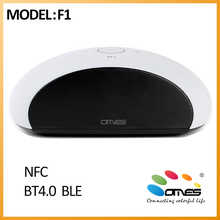 OEM/ODM high end special design NFC music bluetooth speaker